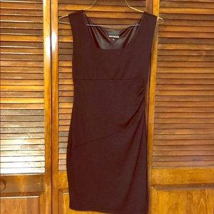 Express Black Sleeveless Cocktail Dress, SZ 4